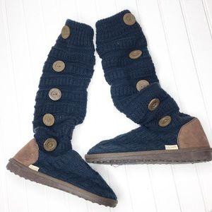 MukLuks   Sweater Boots